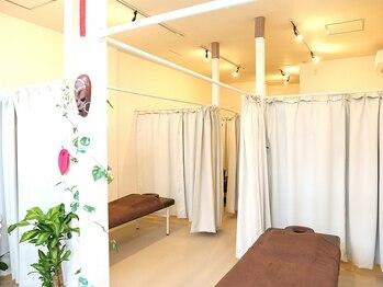 アールハウス(R-House)の写真/《もみほぐし60分¥3,260が人気!》お値段以上の満足感♪個室での丁寧な施術が自慢!
