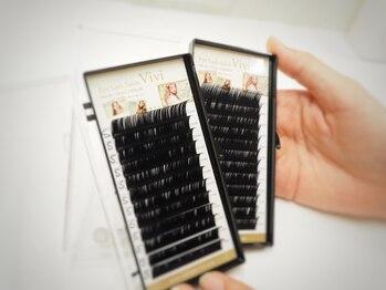 アイラッシュサロン ヴィヴィ 四日市店(Eye Lash Salon Vivi)/【自社のオリジナルエクステ】