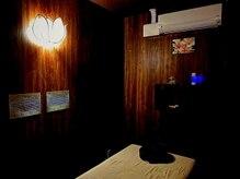 アジアン リラクゼーション ヴィラ 札幌中央店(asian relaxation villa)の雰囲気(個室でおくつろぎ頂けます♪)