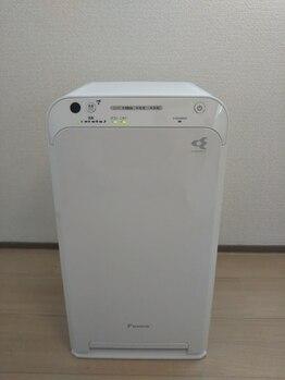 ハナ(hana)/感染症対策1.空気清浄機