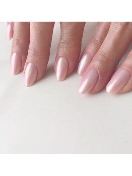 プアマナネイル(Puamana nail)/ミラーネイル