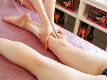 加圧ビューティーサロン スタイル エム(beauty salon style M)/パワーツリー脂肪分解マッサージ