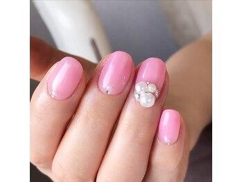 プアマナネイル(Puamana nail)/ストーンネイル