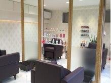 アリュール インターパーク店(Allure by QUATRO)の雰囲気(ネイルブースでヘアと同時施術OK)