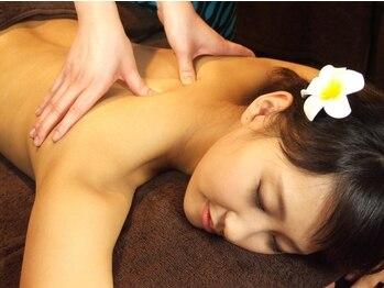 レックス 渋谷宮益坂店(Aroma&Asian Healing REX)の写真/全12種類のアロマを1人1人の体調や気分に合わせて144通りにブレンド【全身アロマトリートメント60分¥7500】