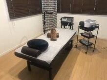 おれの脱毛ダン 品川店(DAN)の雰囲気(施術室は6畳以上で広々快適☆)