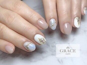 グレース ネイルズ(GRACE nails)/ニュアンスネイル