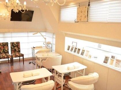 ネイルサロンアンドネイルスクールアートローズ 町田店(Art Rose)の写真