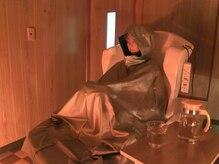 ヨサパーク エマ(YOSA PARK 笑)の雰囲気(座るだけで大量の汗。 デトックス&痩身が可能な全身美容機器♪)