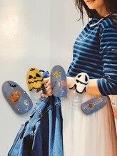 ビューティー プレイス ジャム イップク(Beauty Place JAM IPPUKU)/■ハロウィンネイル