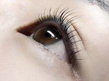 シェリーアンドコー アイラッシュルーム(CHERIE&Co. eyelash room)の雰囲気(本数で分けたメニュー設定なので、仕上がり・予算で選べる!!)