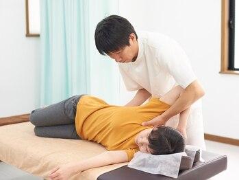 大倉山まるふく整体院/*施術【7】姿勢改善