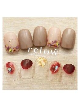 リロウ(relow)/9月のキャンペーンアート☆1.2