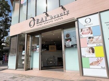 レイビューティー 浜町中央橋店(RAY+beauty)の写真