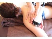 女性専用整体サロン フレル(Frele)/ハイパーナイフ(二の腕)
