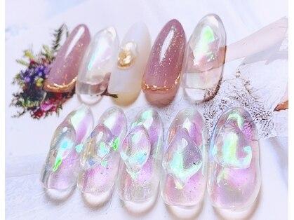 エンジェルビューティーネイルアンドアイラッシュ(Angel Beauty nail&eyelash)の写真