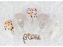 ネイルサロン ビーネ(nail salon Biene)/17年7月のおすすめコース-5