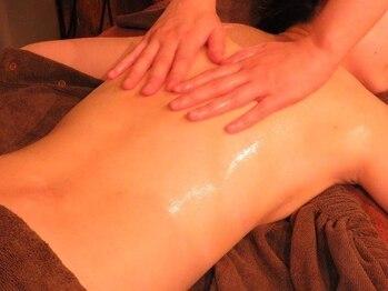 レクラン(L*ecrin)の写真/お身体の状態に合せて選べる天然アロマ♪保湿効果でうるおい美肌もGET!《アロマトリートメント90分¥5500》