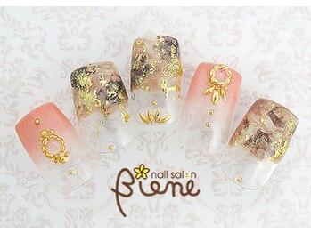 ネイルサロン ビーネ(nail salon Biene)/17年7月のおすすめコース-6