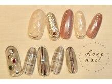 ラブネイル(LOVE NAIL)/定額12000円
