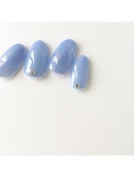 プアマナネイル(Puamana nail)/オフィス向け美爪ネイル