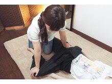 ヒーリングサロンユウ(Healing salon Yuu)の雰囲気(タイ古式でストレッチ、凝り固まった疲れも丁寧にほぐします。)