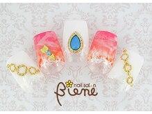 ネイルサロン ビーネ(nail salon Biene)/17年7月のおすすめコース-9