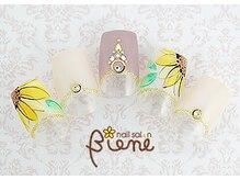 ネイルサロン ビーネ(nail salon Biene)/17年7月のおすすめコース-11