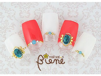 ネイルサロン ビーネ(nail salon Biene)/17年7月のおすすめコース-14