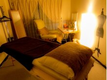 リラクゼーション エスエーアイ(Sai)の雰囲気(個室の為プライベートな時間を静かにお過ごしいただけます。)