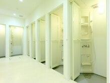 カルド栄(CALDO)の雰囲気(清潔なシャワールーム♪レッスンの後は汗を流してスッキリ!)