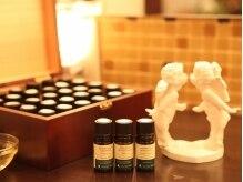 エステティックサロン ノーブル(noble)の雰囲気(高品質で香りにもこだわった精油を使用)