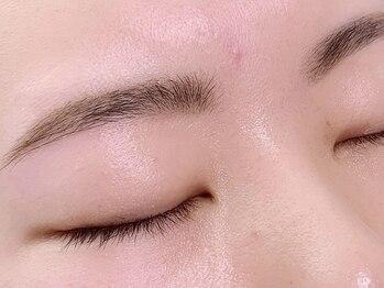 アイデュース 砺波店(eyesalon eyeduce)の写真/【美人顔は眉毛から♪美眉アイブロウ¥5500】眉のお悩みは当店で解決!美眉で印象UP☆メイクの時短にも◎