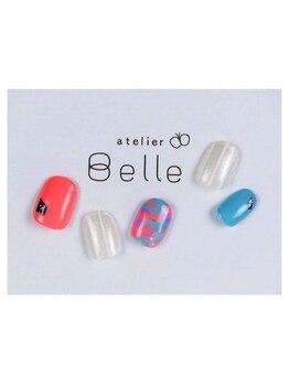 アトリエ ベル(atelier Belle)/山賊ガール*