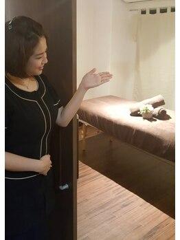 プラスビビ ビューティーサロン(+bibi beauty Salon)/サロン内観