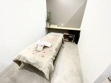 ソワニエ 浜松店(SOIGNER)の雰囲気(施術ルームは全室個室!プライベートをしっかり守ります。)