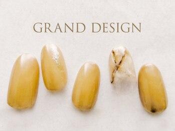 グランドデザイン 岐阜店(GRAND DESIGN)/タイダイネイル