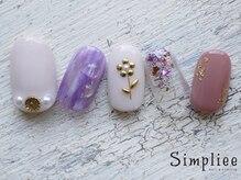 シンプリー ネイルアンドアイラッシュ 祖師谷大蔵店(Simpliee Nail&Eyelash)/初回定額¥7490