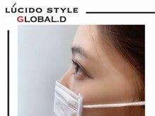 ルシードスタイル グローバルディー 稲毛店(LUCIDO STYLE GLOBAL.D)/ブラウンフラット100本¥6580