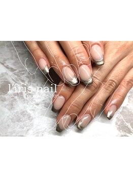 リリスネイル(l'iris nail)/フレンチ