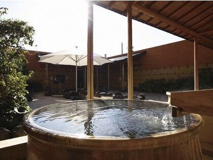 天然温泉ホテルこまち 楽優