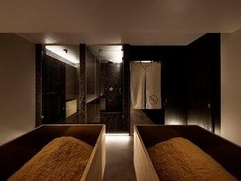 ゼン(ZEN)の写真/手ぶらで来店OK!完全個室パウダールームも完備☆シャワー後はテラスで外気浴しながらドリンクを楽しんで♪