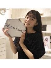 マニミント 表参道店(mani.mint)/*阿部朱梨さんご来店*