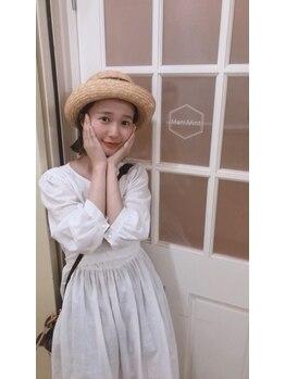 マニミント 表参道店(mani.mint)/柴田さきさんご来店