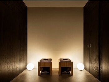 ゼン(ZEN)の写真/【ご新規様/よもぎ蒸し¥2800】よもぎ蒸しで身体の巡りを促進!個室空間で癒しのひとときを。
