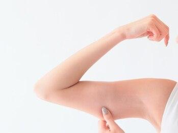 わたしのハイフ。 西武所沢店の写真/【HIFU★ほっそり二の腕プラン】簡単セルフエステでコンプレックスを解消!理想の部分引締めで二の腕美人♪