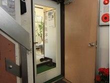 久里浜整体院/大きな明るい入り口