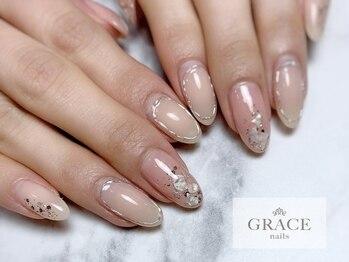 グレース ネイルズ(GRACE nails)/シェルネイル
