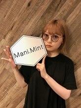 マニミント 表参道店(mani.mint)/古関れんさんご来店
