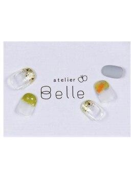 アトリエ ベル(atelier Belle)/曇りのちキラキラ*